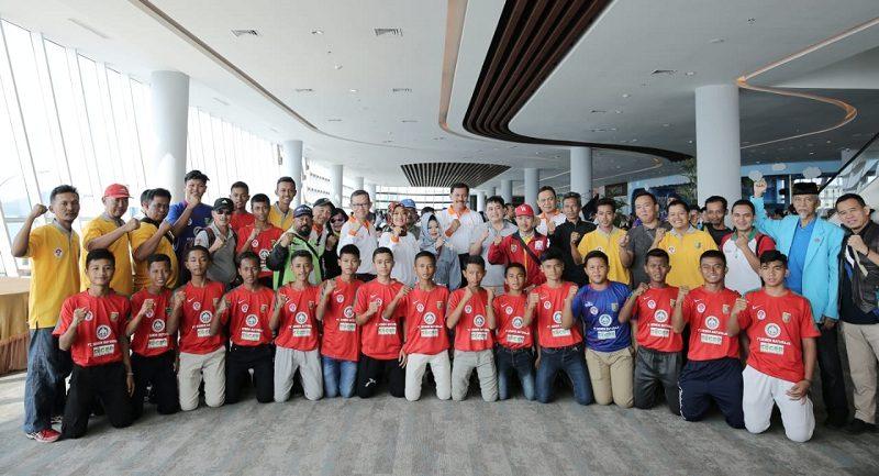 Tim Sepak Bola Lampung U  Berlaga Di Kejuaraan Nasional News