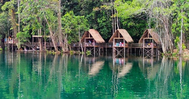 Program Ekonomi Kreatif Winarti Ciptakan Lokasi Wisata Kelas Dunia News Lampung Terkini